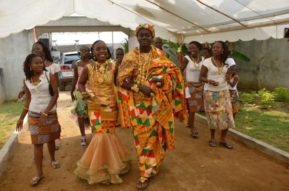 Traditional Wedding Styles In Ivory Coast1