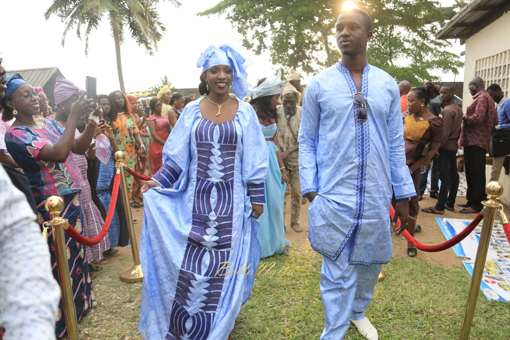 Traditional Wedding Styles In Ivory Coast2