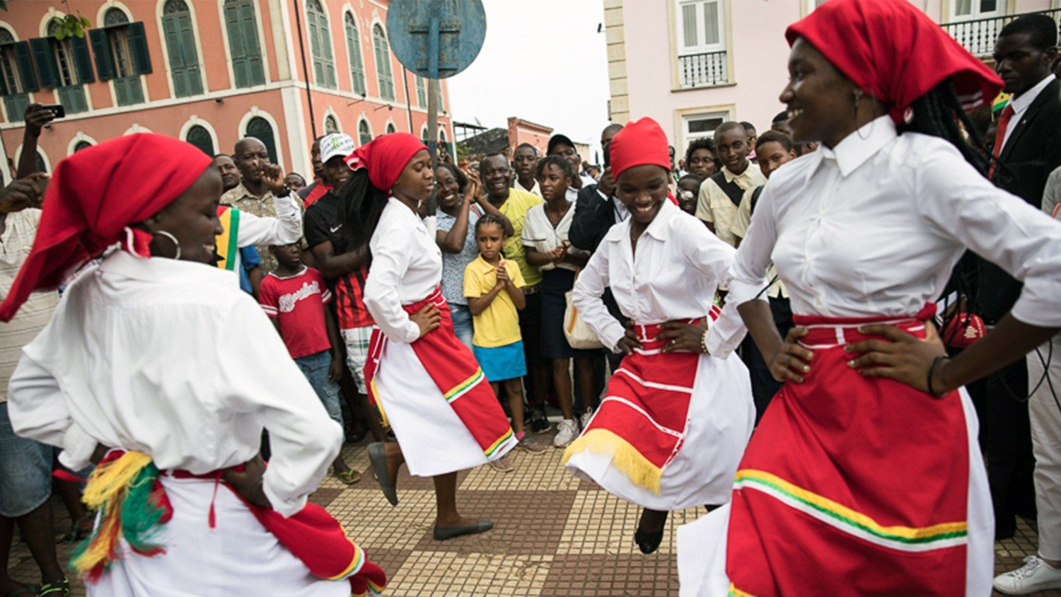 Traditional Wedding Styles In São Tomé And Principe