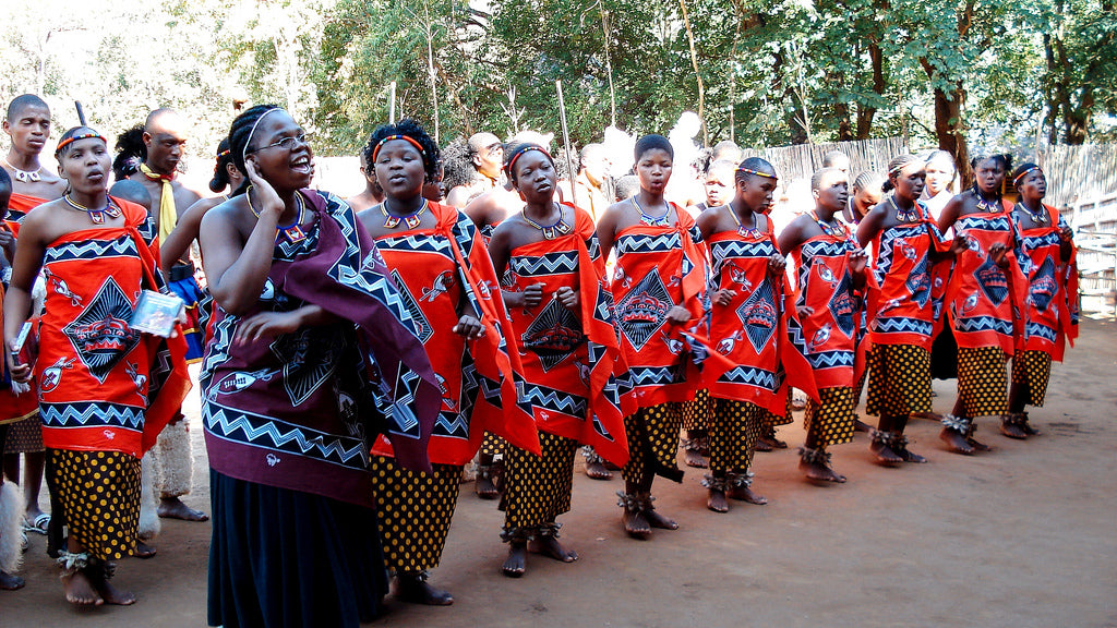 Traditional Wedding Styles In Swaziland1