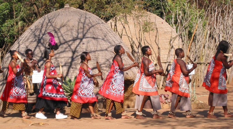Traditional Wedding Styles In Swaziland 2