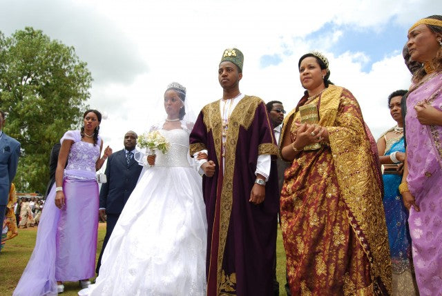Traditional Wedding Styles In The Republic Of Congo1
