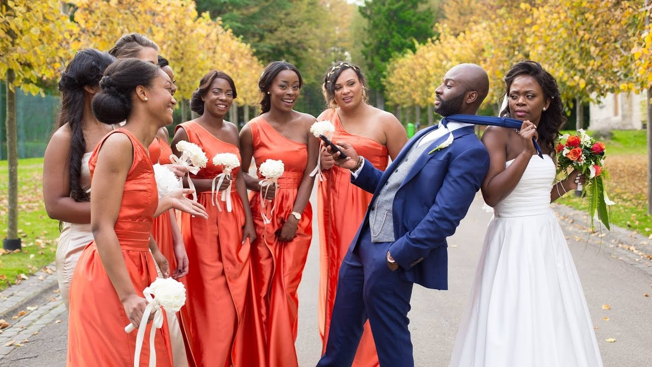 Traditional Wedding Styles In The Republic Of Congo