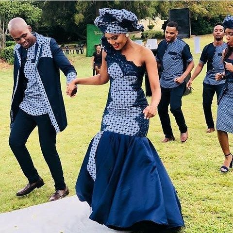 Traditional Wedding Styles In Lesotho