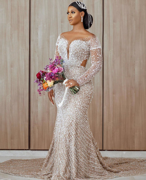 evening Gown in Mozambique