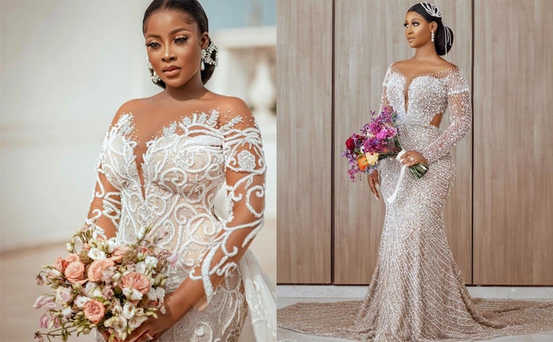 Wedding Gown In Angola