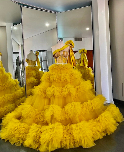 wedding dresses in Namibia