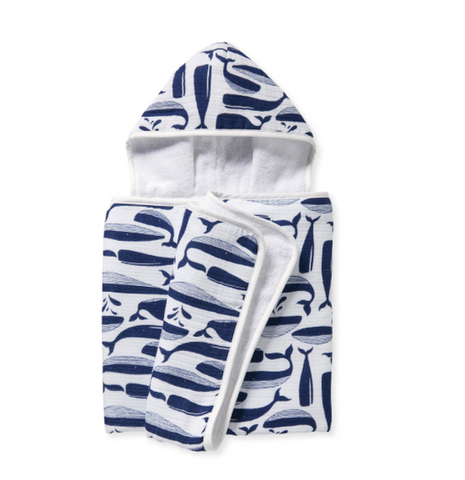 Serena and Lilly Hooded Towel