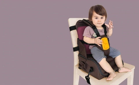 This is the best compact travel high chair on the market.