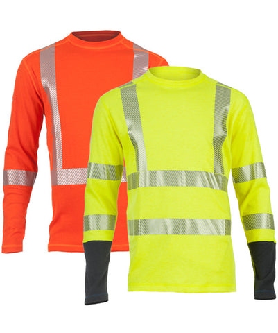 POWER DRY HI-VIZ SHIRT - Dry Canyon FR