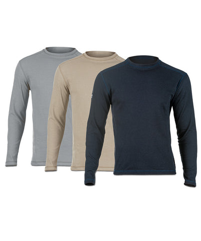 POWER DRY® FR LONG SLEEVE T-SHIRT LT