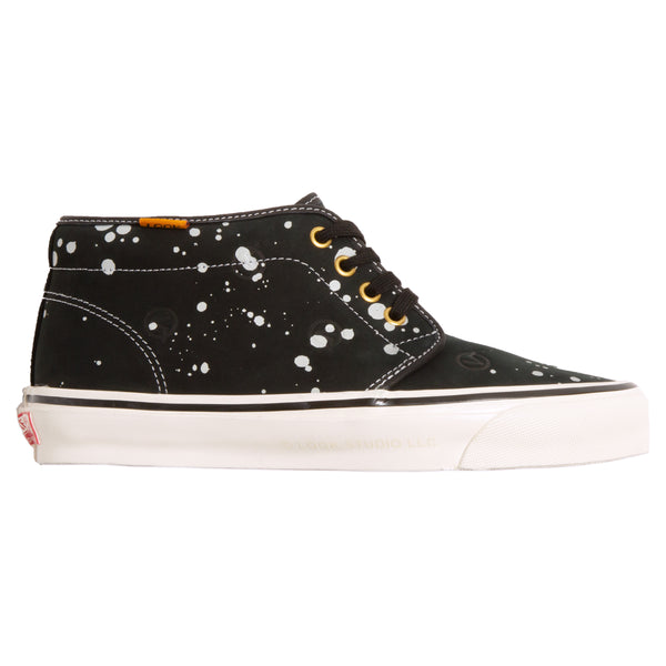 Splatter Black OG Chukka Boot LX