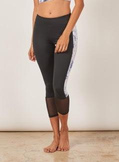 Sileas legging by Threads for Thought in recycled polyester