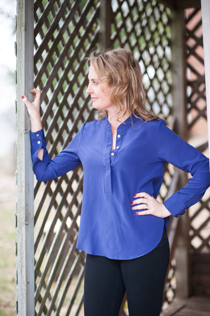 Tilda Silk Blouse