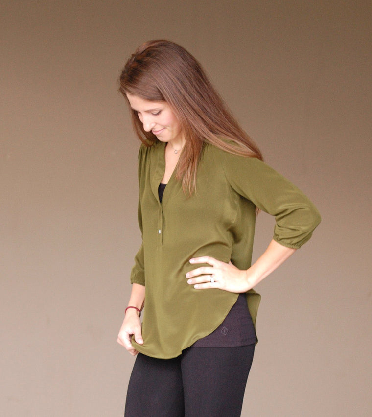 Harlow Blouse