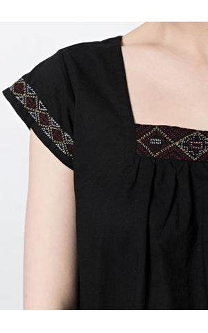 Kira Square Neck Top