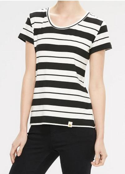 2524 Logan Brussels Stripe Crew tee
