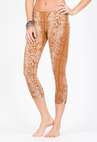 Snake Print Copperhead Legging