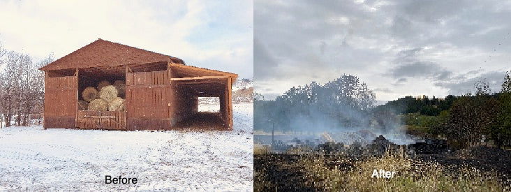 burn barn before and after pages