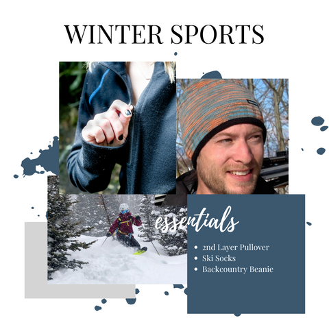 Winter Sports Holiday Gift Package