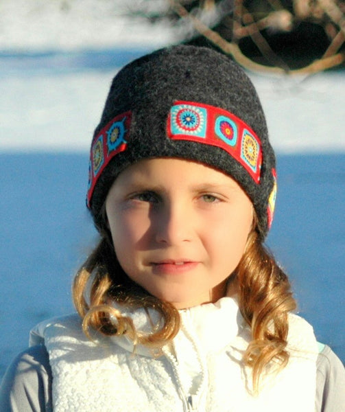 warm winter hat for kids