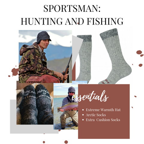 Sportsman: Hunting and Fishing Holiday Package