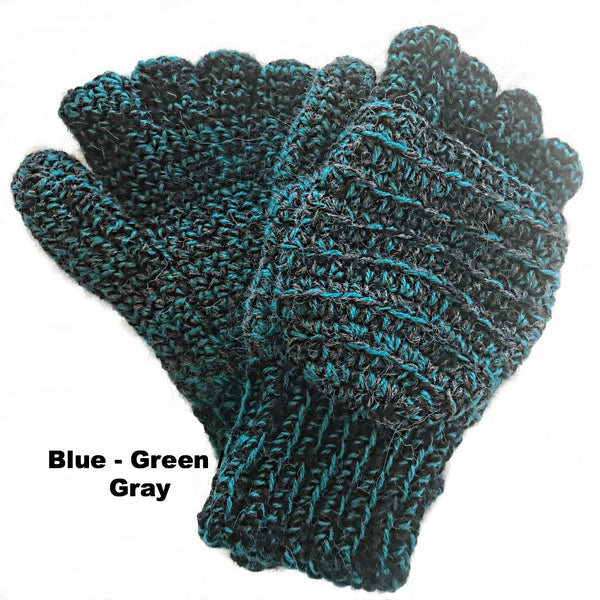 mens gloves that turn into mittens
