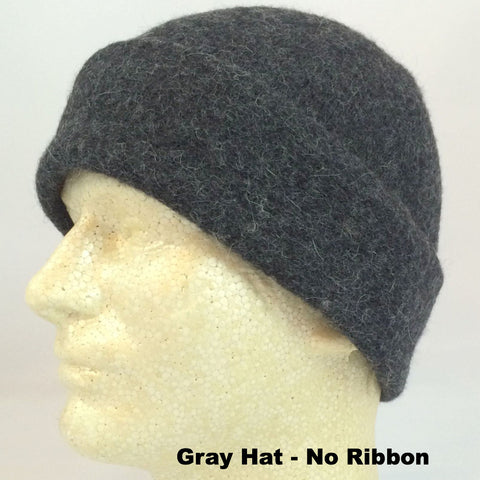 warm felted hat