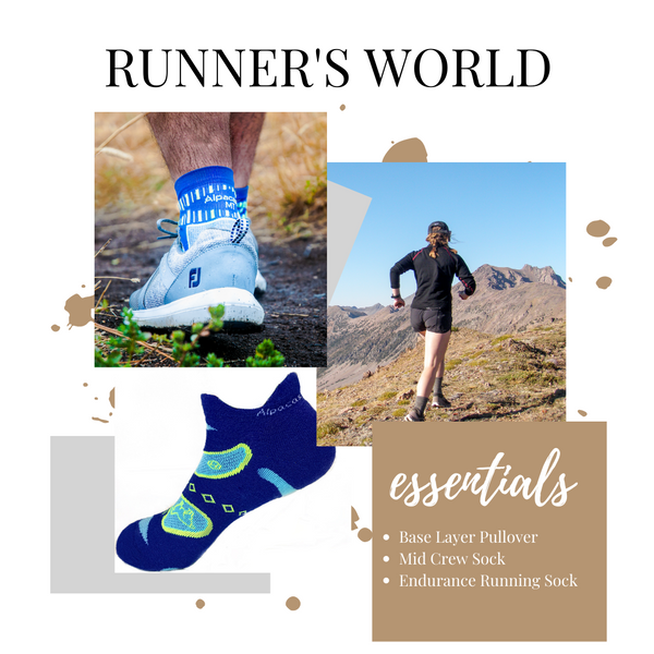 Runner's World Holiday Package: For Her