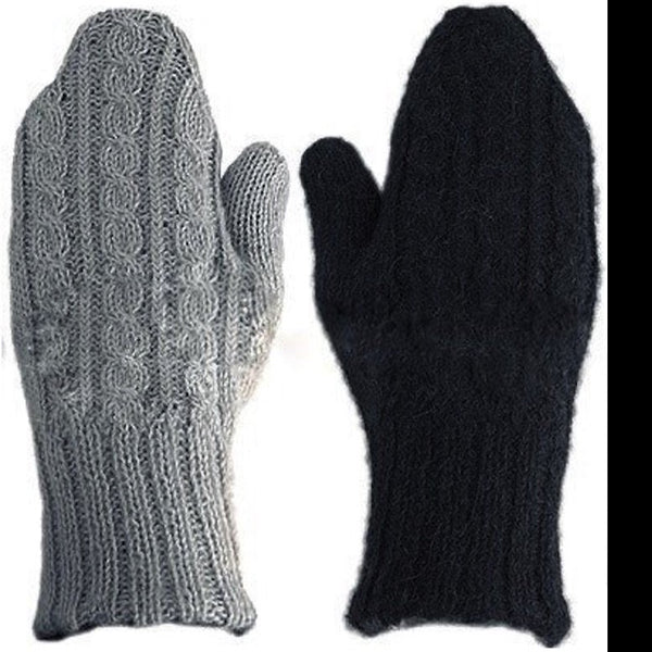 Reversible Mittens womens winter mittens
