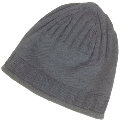 mens gray alpaca hat for winter
