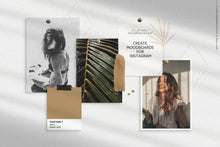 Load image into Gallery viewer, LaFemme moodboard mockups Angele Kamp