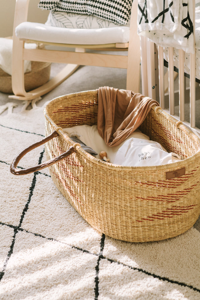 Signature Nap & Pack Bassinet: Shea