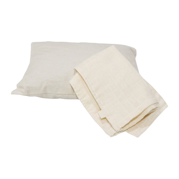 Organic Kapok Toddler Pillow