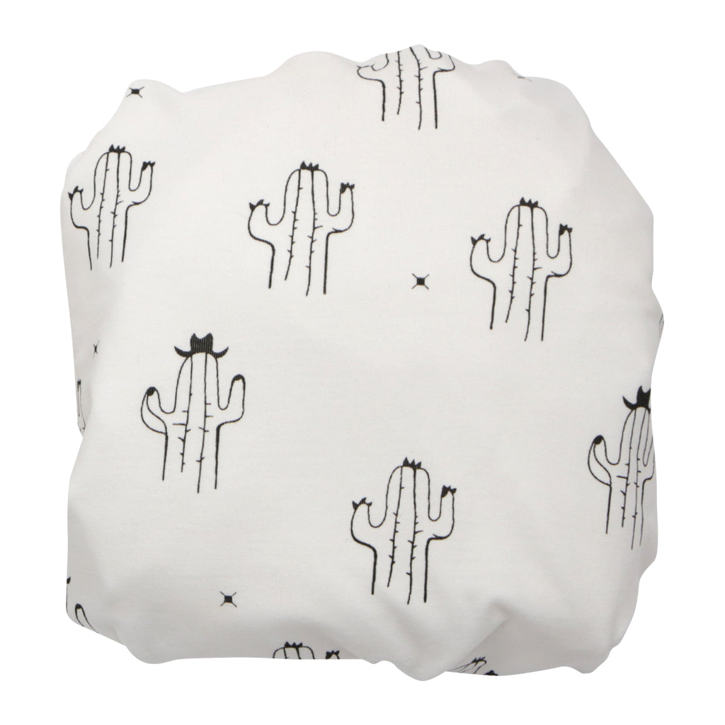 Cactus Bassinet Sheets