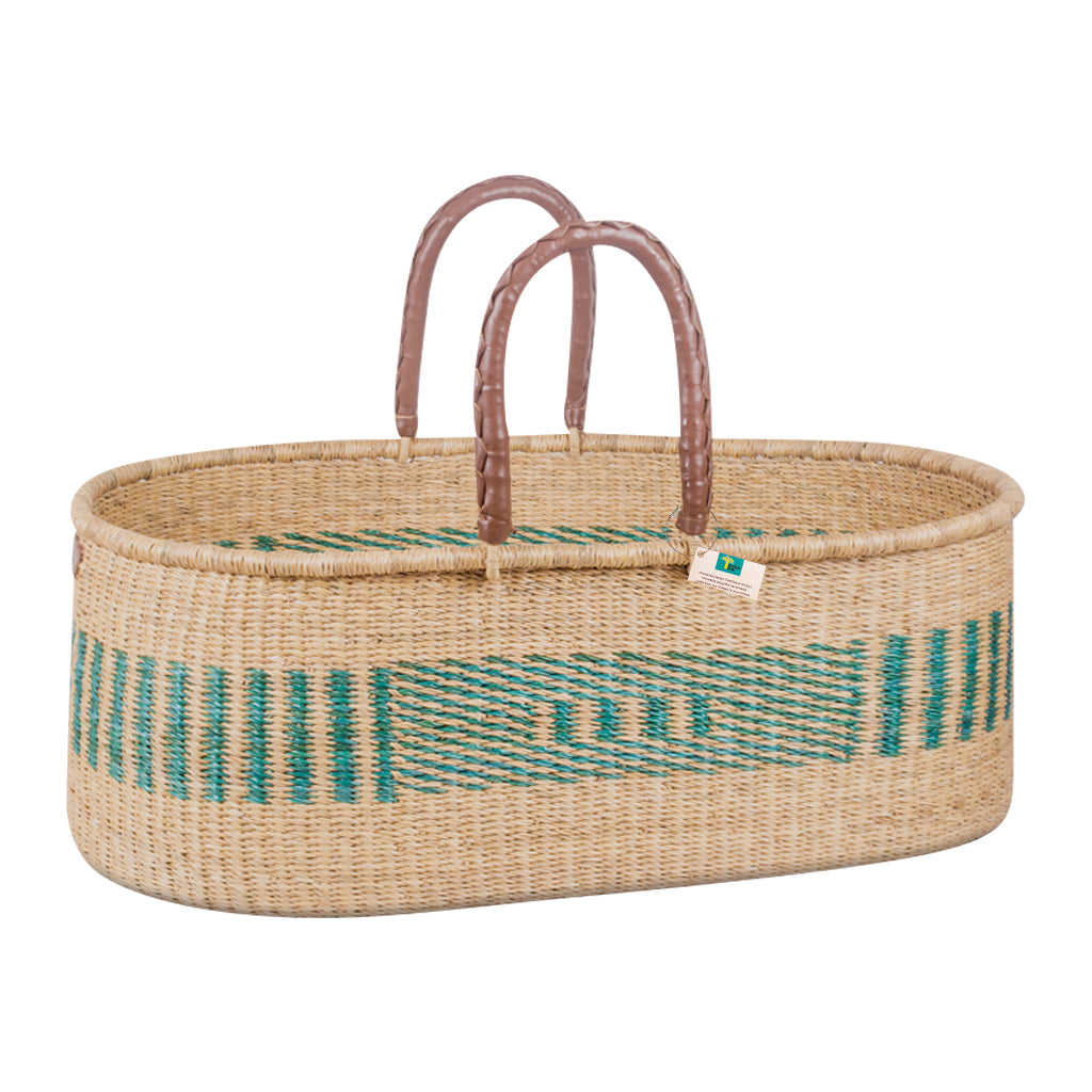 Nap & Pack Basket-Signature Collection: Sea
