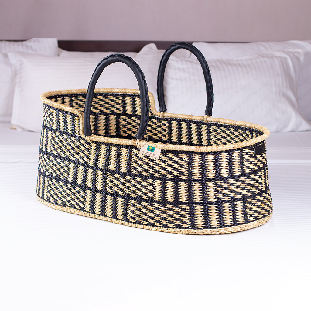 Signature Bilia Bassinet - Kente