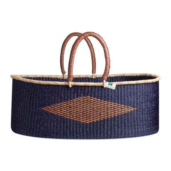 Signature Collection-Nap & Pack Basket: Black Star