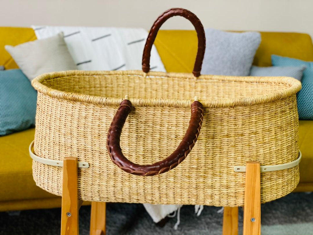 Signature Nap & Pack Bassinet: Chocolate
