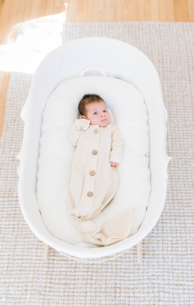 Imperfect Ark Bassinet