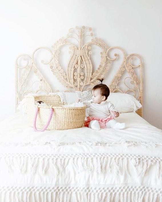 Playtime Doll Bilia Bassinet