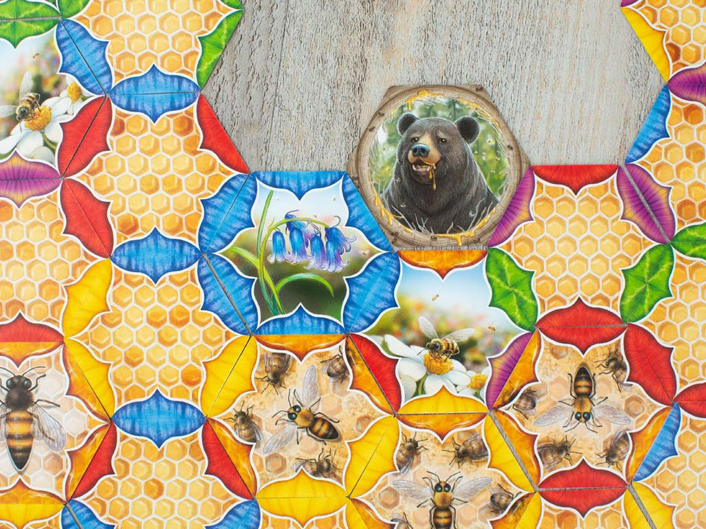 Portrait Photo of Contents Representing The Bears and The Bees at Grandpa Beck's Games