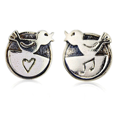 'Little Bird Singing' earrings