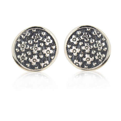 'Daisy, Daisy' stud earrings