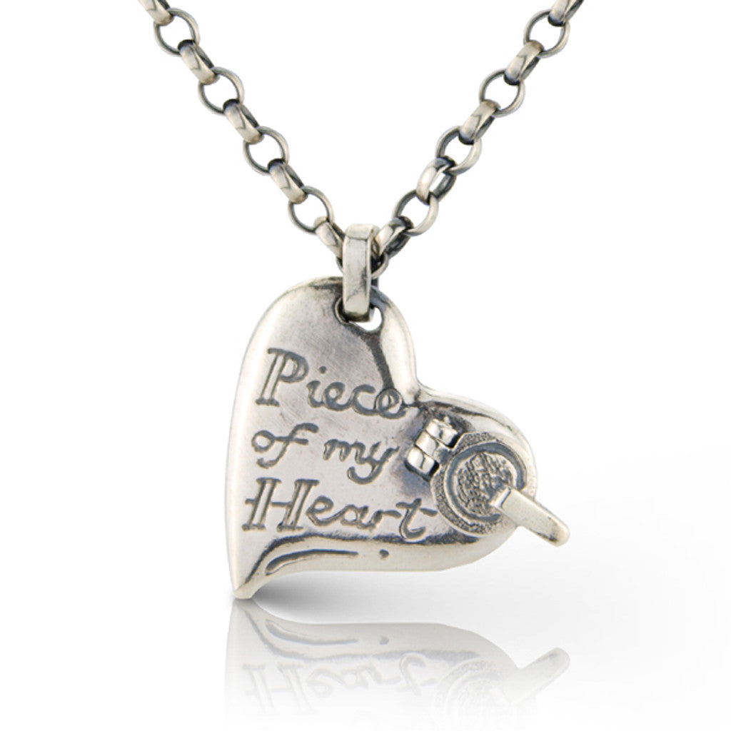 'Piece of my Heart', locket
