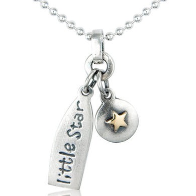 'Little star', necklace