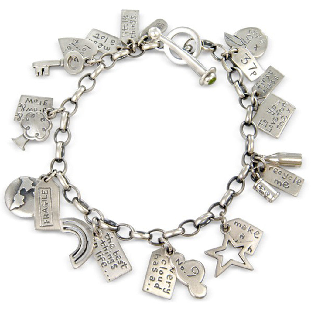 'Little Things Mean A Lot', bracelet