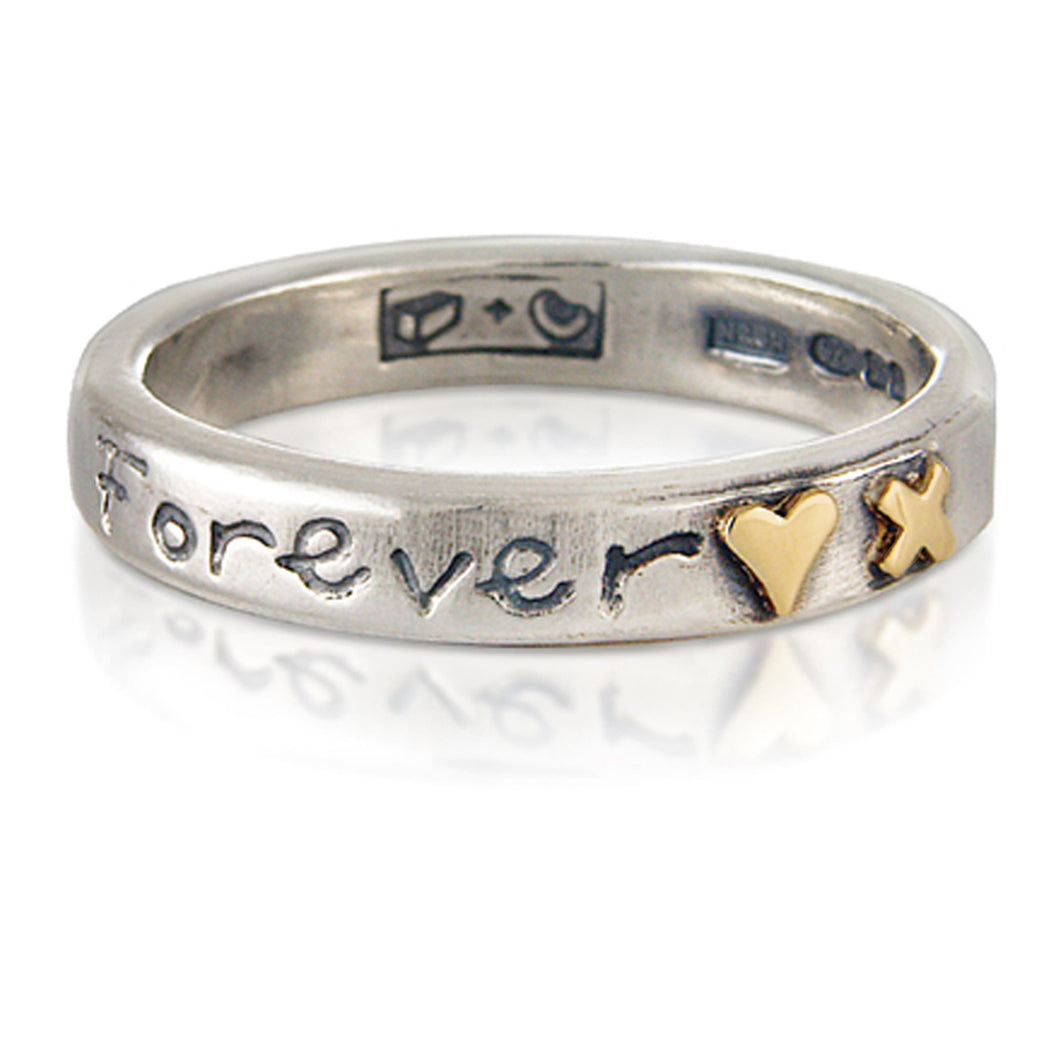 'Always and Forever', single ring