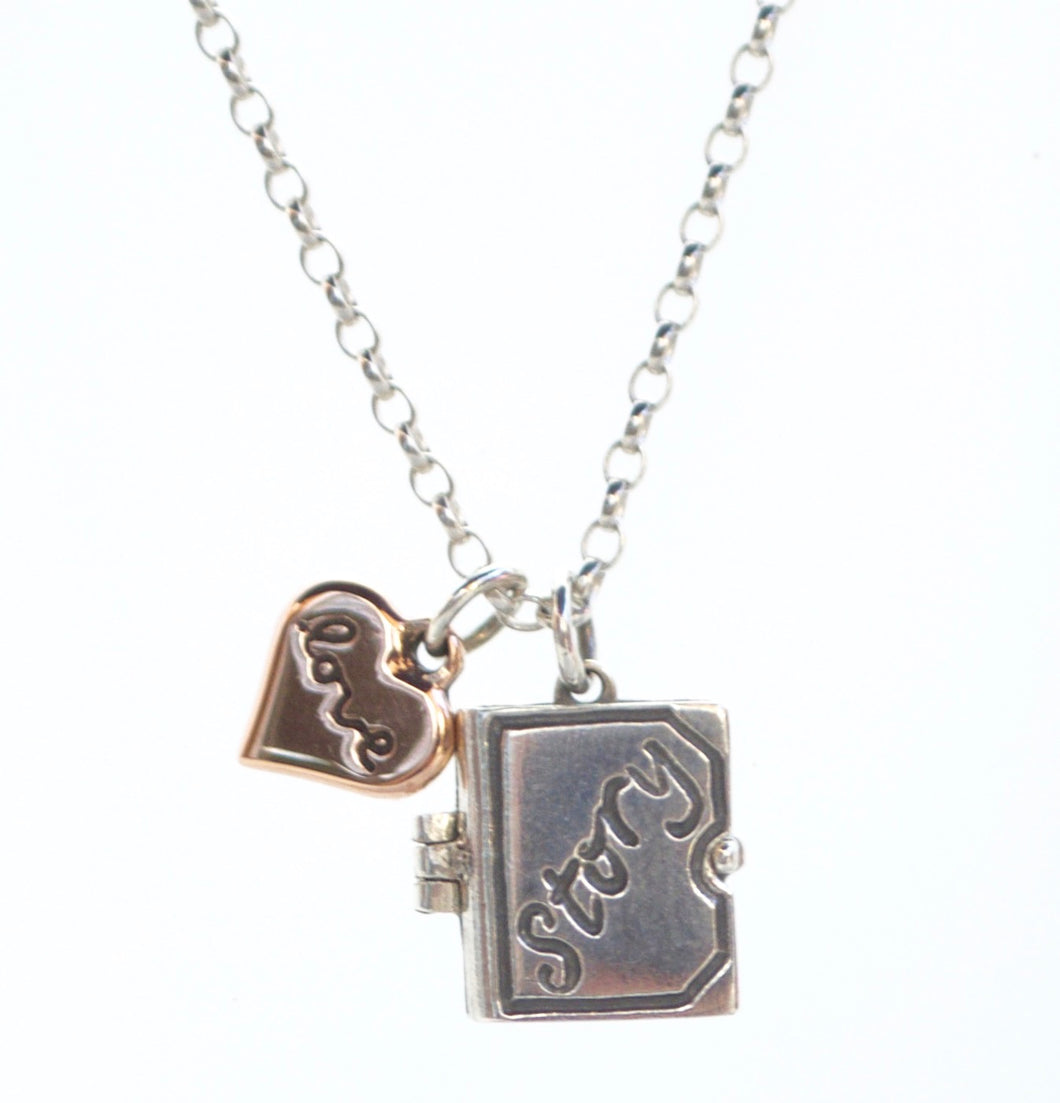 'Love Story, You and Me', locket