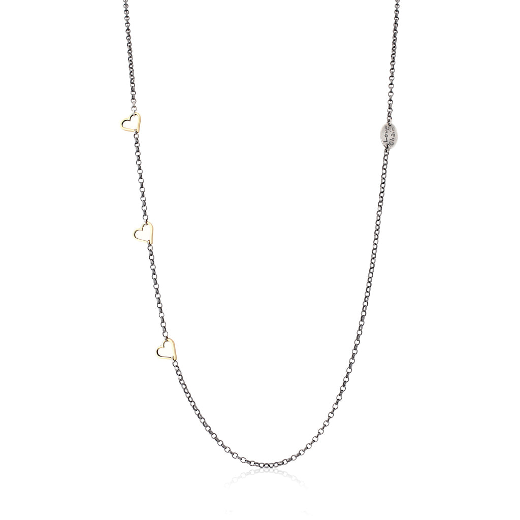 'Love Chain', necklace